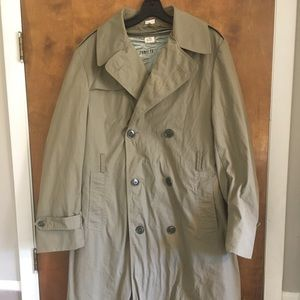 Other - USMC All Weather Coat with liner size 38L DSCP